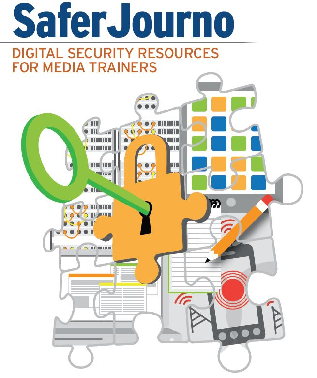 SaferJourno: Digital Security Resources for Media Trainers